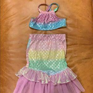 Toddler girl swimsuit